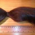 Brown European virgin hair