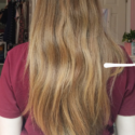 Thick Naturally Highlighted Strawberry Blonde