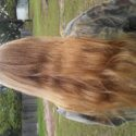 Long blonde hair for sale
