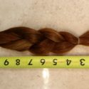 11 inches Virgin Red Hair- Thick and Healthy