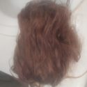 Red Curly Virgin Hair 30+