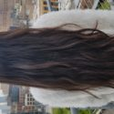 "21"" Black 4"" Thick Virgin Hair. No Alcohol, No smoking, No heat"