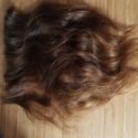 Wavy Soft Virgin Brown Hair 16""