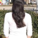 Black/Brown Virgin Hair ~ Thick, Strong, Beautiful ~ 14-inches