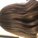 Luscious, healthy and thick 8 inches of brown hair