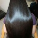 Black Straight Virgin 22inch Healthy Hair