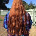 Naturally Red Hair - Very Thick & Long