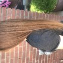 11inches of Auburn/Red hair