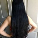"32"" Virgin Black Hair"