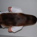 *** Virgin Brown Hair - Naturally Straight ***