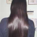 Pin Straight Asian Hair