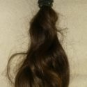 Beautiful Virgin Chestnut Wavy Hair for Sale