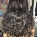 18-22inch thick virgin black hair