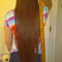 12-18 inches of virgin hair