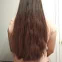 6 Inches Soft Virgin Brown Female Hair. Open to offers