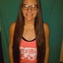 18 inches of naturally straight virgin hair