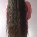 33 inches of wavy Auburn/brown hair. chemical free. Will consider shaving completely. Asap!!!