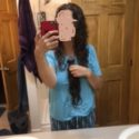 """Over 16"""" of Beautiful Healthy Thick Brown Wavy Virgin Hair~No Heat Treating"""