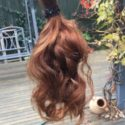 Wavy Red hair for sale