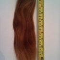 13 inches of blonde hair for sale