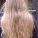Blonde, Scandinavian, Thick, Virgin Hair